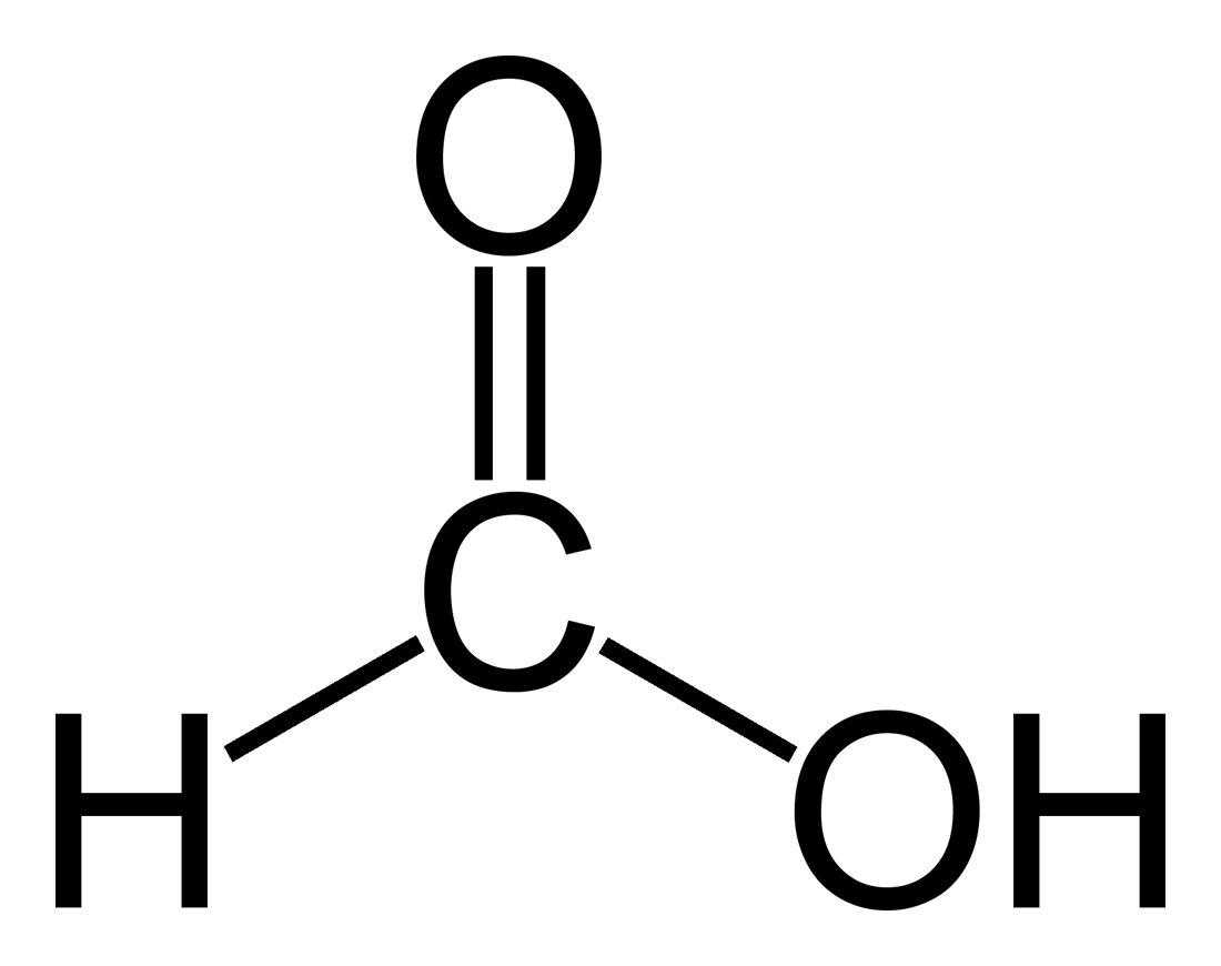 FORMIC ACID* - (64-18-6) - Physical Properties • Chemical ...
